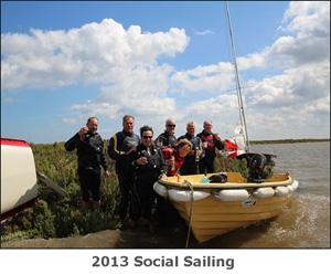 2013 Social Sailing Gallery