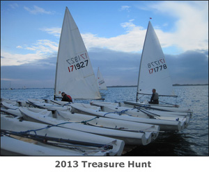 2013 Treasure Hunt Gallery